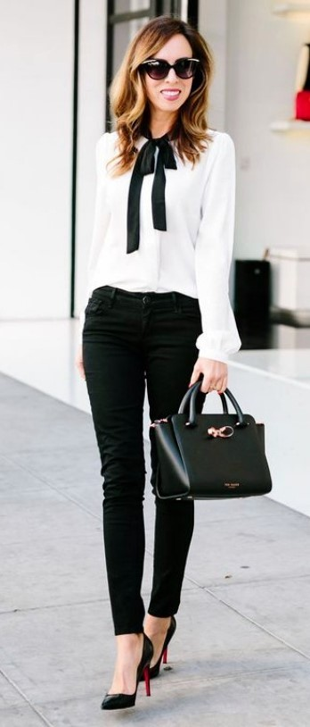 Best Working Outfit for perfect woman