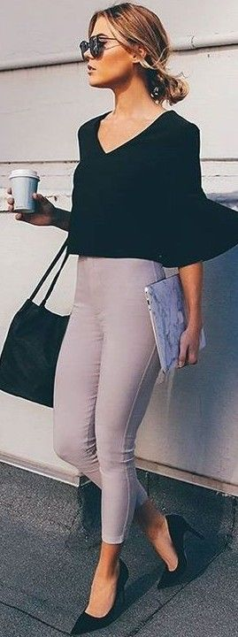 Business outfit for perfect woman