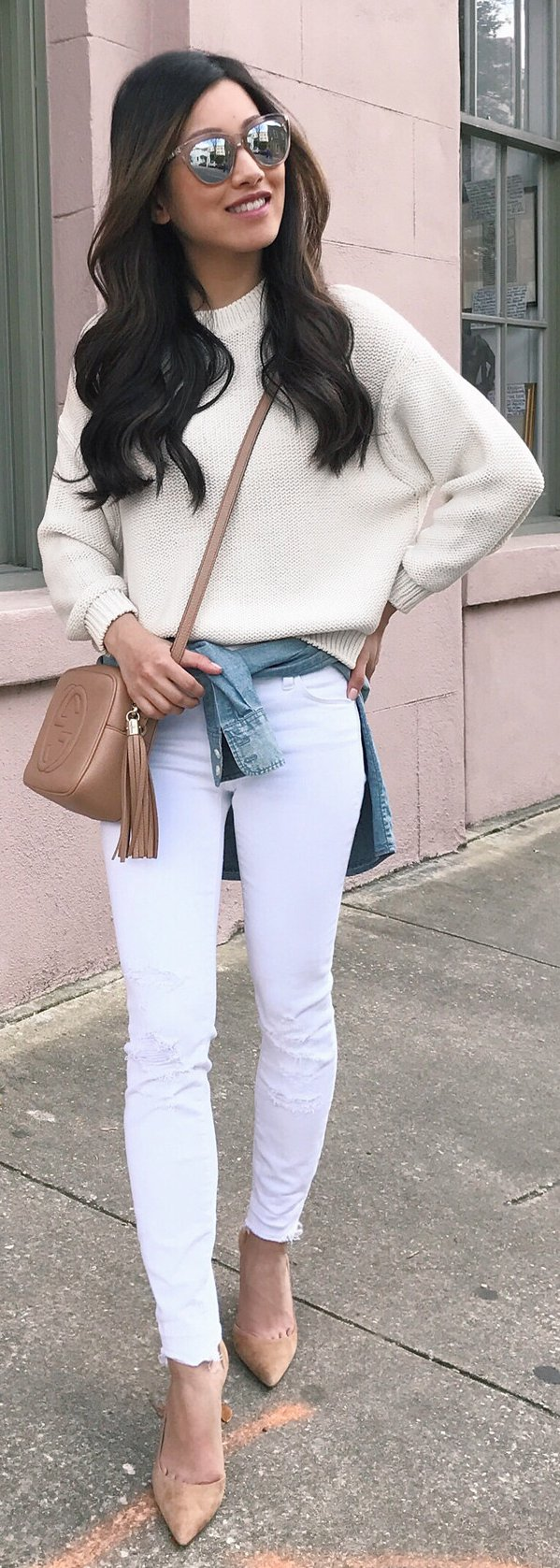 Outfit ideas in order to be fashionable in April 2018! Do not miss it!