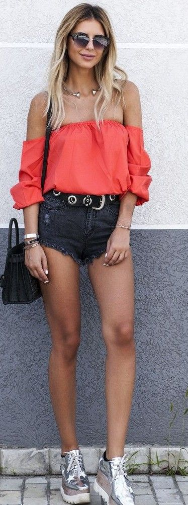 Do you want to be fashionable? We prepared for you catchy summer outfit ideas for July this year!