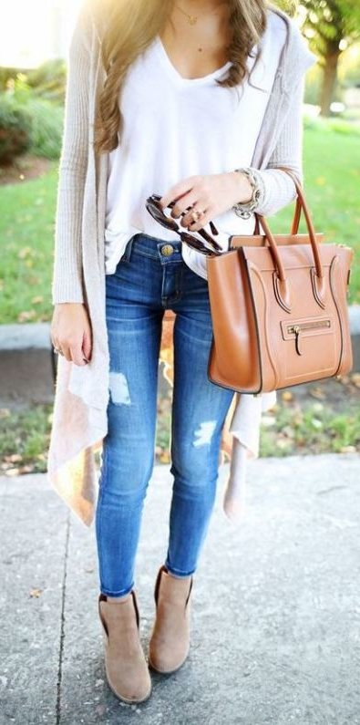Inspire yourself with Spring And Summer Outfit Ideas