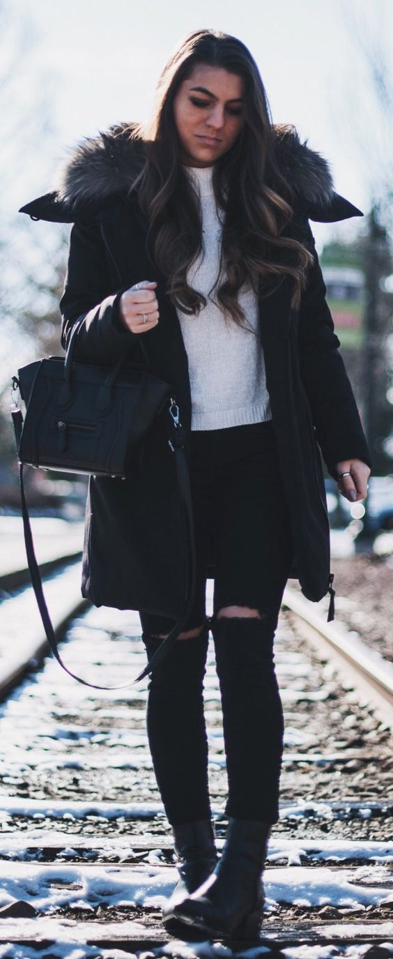 Magical #Winter #Outfits