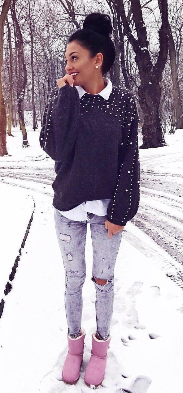 #winter #fashion #outfits #winterfashion #fashionoutfitsforWinter #OutfitsforWinter #Outfitsfor2019