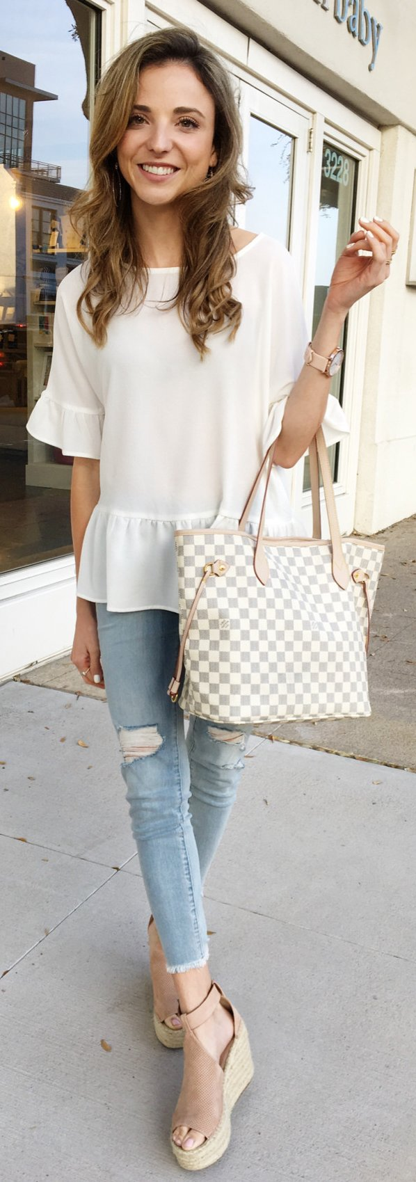 These outfits are perfect springtime #outfit #inspiration.