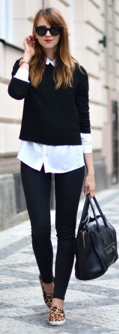 992e886fd7d4 Perfect Work Office Outfit Ideas (18)