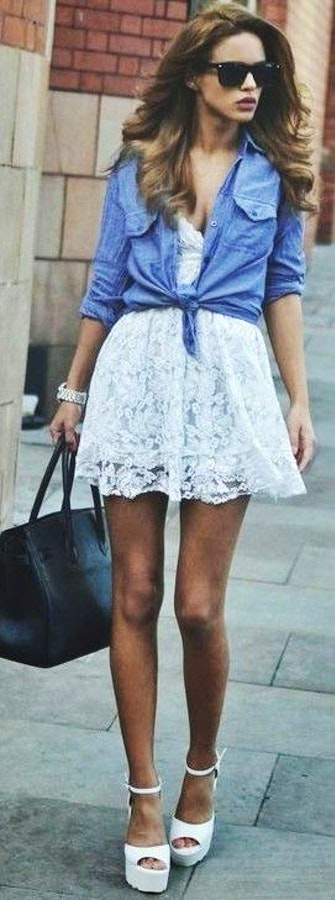 Find inspiration in these summer outfit ideas