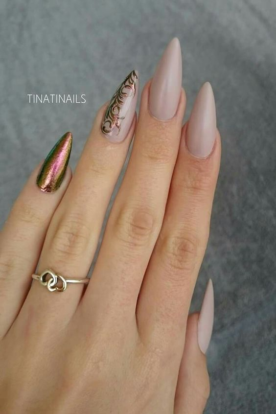 Beautiful Nail Design